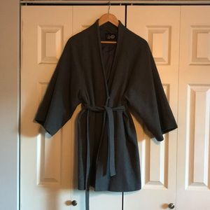 Aritzia cheap monkey grey midori jacket